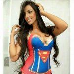 blusa supermen